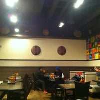 Photo taken at Nando's Flame-Grilled Chicken by Mk P. on 11/28/2012