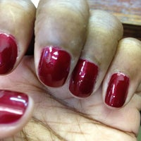 Photo taken at Lady Q Nails by Rogernelle G. on 10/14/2012