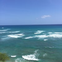 Photo taken at Diamond Head Scenic Point by Christe L. on 3/28/2017