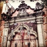 Foto tomada en Coyoacán por Lotus C. el 11/6/2013