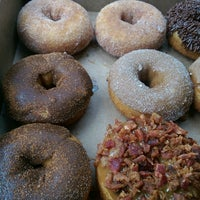 Photo taken at Uncle Dood's Donuts by AboutNewJerseyCom on 1/22/2017