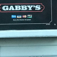 Photo taken at Gabby's BBQ by Marcus B. on 7/31/2017