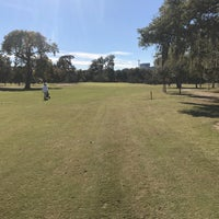 Photo taken at Hermann Park Golf Course by Marcus B. on 12/11/2017