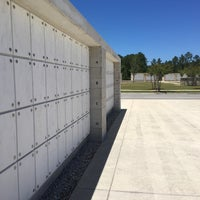 Photo taken at Jacksonville National Cemetery by Erica B. on 5/16/2017