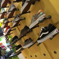 Photo taken at Vans Shop by Thanawut 7. on 2/1/2015