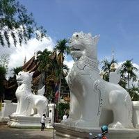 Photo taken at วัดป่าดาราภิรมย์ by Thanawut 7. on 5/24/2013