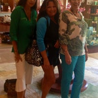 Photo taken at The Spa At Sawgrass by Laurie Pizzo, AHWD, GREEN, GRI K. on 6/21/2013