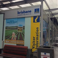 Photo taken at Brisbane Visitor Information Centre by Alan T. on 7/10/2013