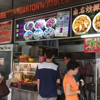 Photo taken at Sin Hoe Hin Rowell Road Wonton Mee by Alan T. on 4/3/2015