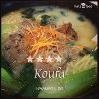 Photo taken at Koufu by Alan T. on 7/21/2013