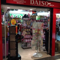 Photo taken at ダイソー 関西エアポート店 (DAISO) by Alan T. on 2/20/2014