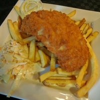 Photo taken at Wharf Seafood Restaurant by Erik R. on 5/30/2016