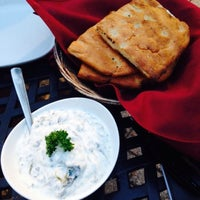 Photo taken at Rayhoon Persian Eatery by Erik R. on 8/16/2015