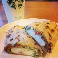 Photo taken at Starbucks by Erik R. on 1/18/2013