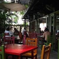 Photo taken at Ban Mae Yui by Pim on 10/17/2012