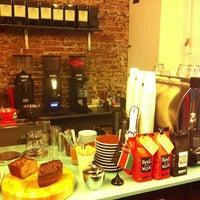 Photo taken at Koko Coffee & Design by Alper Ç. on 11/13/2012