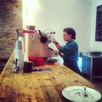 Photo taken at Silo Coffee by Alper Ç. on 10/6/2013