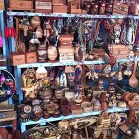 Photo taken at Feria Pueblito Artesanal by Anita G. on 1/25/2013
