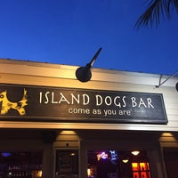 Photo taken at Island Dogs Bar by Scott on 7/14/2017