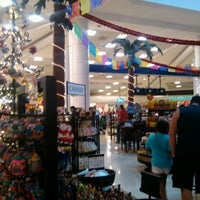 Photo taken at Cancún International Airport (CUN) by Alex I. on 12/11/2012