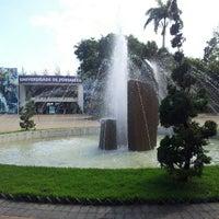 Photo taken at UNIFOR - Universidade de Fortaleza by Erika Marques - B. on 12/7/2012