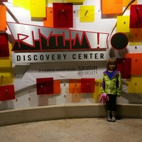 Photo taken at Rhythm! Discovery Center by Cheryl S. on 3/31/2015