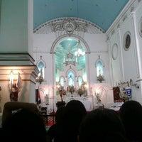 Photo taken at Igreja Sao Benedito by Erick R. on 11/29/2012