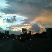 Photo taken at Prasert-Manukitch Road by Enlilczar B. on 10/4/2012