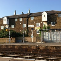 Photo taken at Rainham Railway Station (RAI) by Dominic G. on 5/31/2013