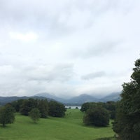 Photo taken at Wray Castle by Mike C. on 8/27/2017