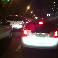 Photo taken at Shaw Boulevard by Buenaventura A. on 12/11/2012