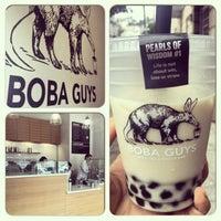 Photo taken at Boba Guys by Nathalie B. on 6/23/2013