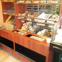 Photo taken at Cohen's Bagels by Mark P. on 10/4/2012