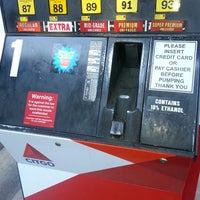 Photo taken at Citgo by Mark P. on 9/13/2013