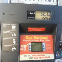 Photo taken at Stop & Shop Gas by Mark P. on 8/4/2013