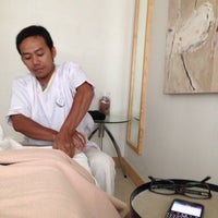 Photo taken at Sanctum Reflexology by Kenko by MarcellaJ on 12/11/2013