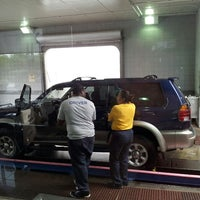 Photo taken at Mister Car Wash & Express Lube by Alexes H. on 4/1/2013