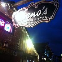 Photo taken at Deno's Bistro by Brielle B. on 6/9/2013