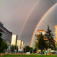 5/22/2013 tarihinde Alex S.ziyaretçi tarafından Семёновская площадь'de çekilen fotoğraf