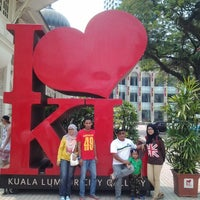 Photo taken at kuala lumpur city gallery by Fios F. on 3/2/2014