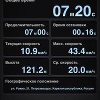 Photo taken at Троллейбус № 5 by Dmitriy K. on 3/9/2014