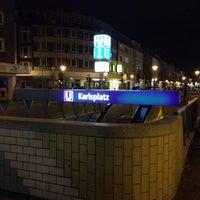 Photo taken at U+H Karlsplatz by Dmitriy K. on 11/9/2014
