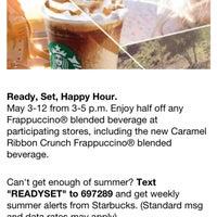 Photo taken at Starbucks by Fan M. on 5/4/2013