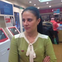 Photo taken at Салон-магазин МТС by Роман В. on 11/26/2013