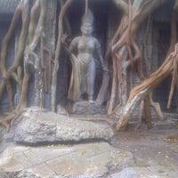 Photo taken at Taman Safari Indonesia II by ABD R. on 3/30/2013