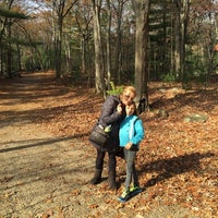 Photo taken at Lynn Woods Reservation by Olexy S. on 11/9/2014