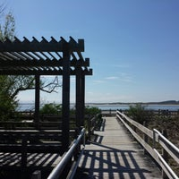 Photo taken at Sandy Point Plum Island Reservation by Olexy S. on 5/18/2014