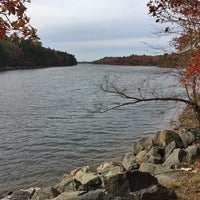 Photo taken at Lynn Woods Reservation by Olexy S. on 11/5/2014