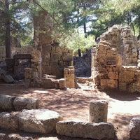 7/26/2013 tarihinde Selcuk S.ziyaretçi tarafından Phaselis Antik Kenti'de çekilen fotoğraf