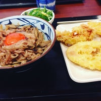 Photo taken at 丸亀製麺 小郡店 by Kento T. on 2/12/2017